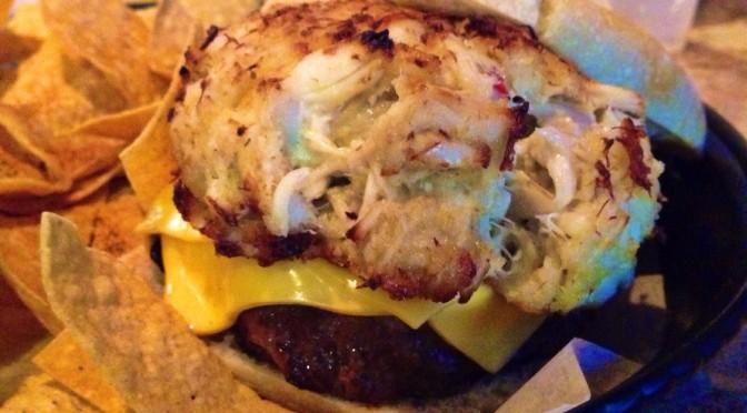 Chesapeake Burger
